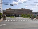 岡山大学病院  680m